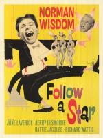 Follow A Star (1959) afişi