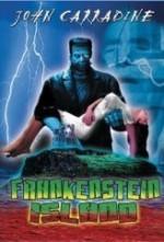 Frankenstein Island (1981) afişi