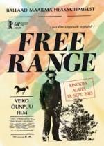 Free Range (2013) afişi
