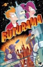 Futurama (2002) afişi