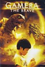 Gamera The Brave (2006) afişi