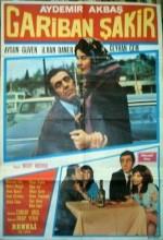 Gariban Şakir (1975) afişi