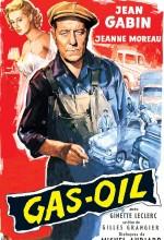 Gas-oil (1955) afişi