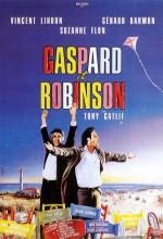 Gaspard Et Robinson (1990) afişi