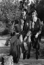 Gecenin Adamı (1934) afişi