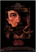 Genç Sherlock Holmes (1985) afişi