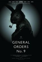 General Orders No. 9 (2009) afişi