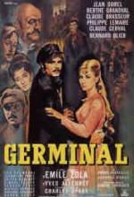 Germinal (ı) (1963) afişi