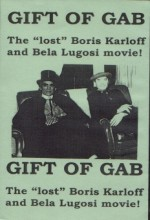 Gift Of Gab (1934) afişi