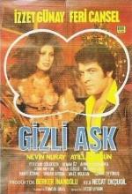 Gizli Aşk (1971) afişi