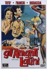 Gli Amanti Latini (1965) afişi