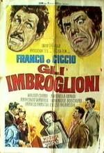 Gli Imbroglioni (1963) afişi