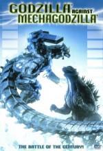 Godzilla Against Mechagodzilla (2002) afişi