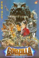 Godzilla: Final Wars (2004) afişi