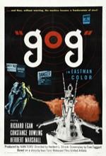 Gog (1954) afişi