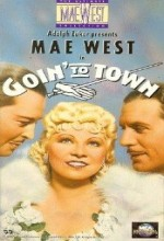 Goin' To Town (1935) afişi