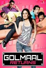 Golmaal Returns (2008) afişi