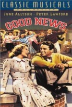 Good News (1947) afişi