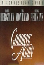 Goodbye Again (1961) afişi