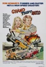 Grand Theft Auto (1977) afişi
