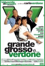 Grande Grosso E Verdone (2008) afişi