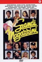 Grandi Magazzini (1986) afişi