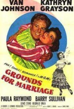Grounds For Marriage (1951) afişi