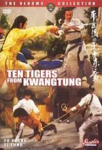 The Ten Flying Tigers (1980) afişi