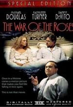 Güllerin Savaşı (1989) afişi