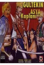 Gültekin Asya Kaplanı (1968) afişi
