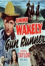 Gun Runner (1949) afişi
