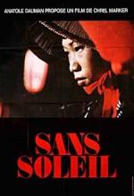 Güneşsiz (1983) afişi