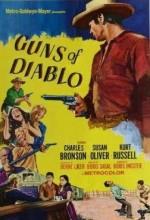 Guns Of Diablo (1965) afişi
