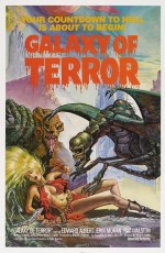 Galaxy of Terror (1981) afişi