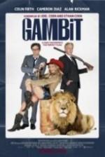 Gambit (2012) afişi