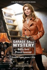 Garage Sale Mystery: Guilty Until Proven Innocent (2016) afişi