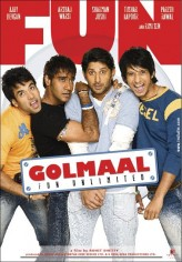Golmaal: Fun Unlimited (2006) afişi
