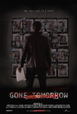 Gone Tomorrow (2015) afişi