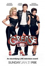Grease Live! (2016) afişi