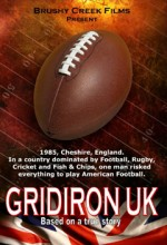 Gridiron UK (2013) afişi