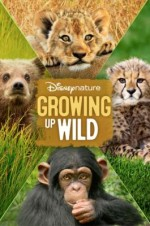 Growing Up Wild (2016) afişi