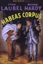 Habeas Corpus (1928) afişi