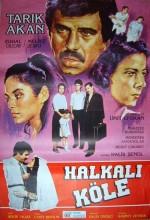 Halkalı Köle (1986) afişi
