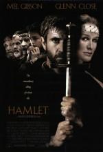 Hamlet (1990) afişi