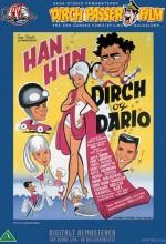 Han, Hun, Dirch Og Dario (1962) afişi