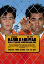 Harold and Kumar 2 (2008) afişi