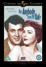 Has Anybody Seen My Gal (1952) afişi