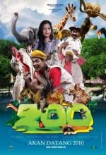 Hayvanat Bahçesi (2010) afişi