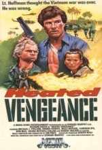 Heated Vengeance (1985) afişi