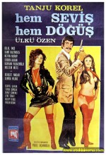 Hem Dövüş Hem Seviş (1971) afişi